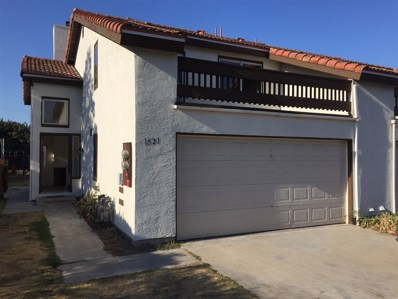 1521 Woodpine, San Diego, CA 92019 - MLS#: 180050053