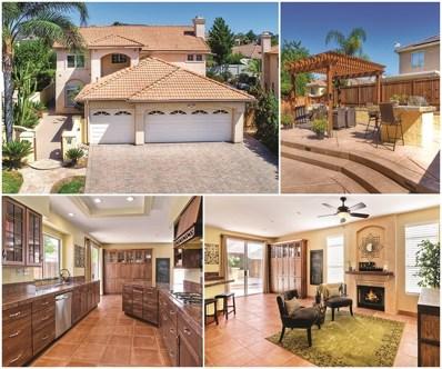 1362 Corte Avispon, San Marcos, CA 92069 - MLS#: 180050175