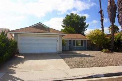 7630 Andasol Street, San Diego, CA 92126 - MLS#: 180050221