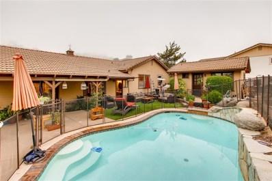 9705 Indian Creek Way, Escondido, CA 92026 - MLS#: 180050236