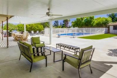 1219 Manor, El Cajon, CA 92021 - MLS#: 180050256