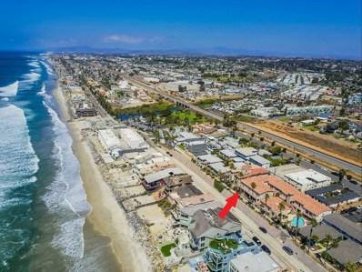 1640 S Pacific St. UNIT 3, Oceanside, CA 92054 - MLS#: 180050261