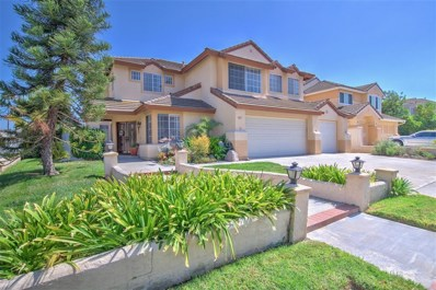 587 Port Harwick, Chula Vista, CA 91913 - MLS#: 180050269
