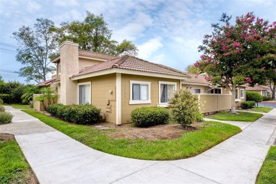 10705 Lisa Meadows Drive UNIT D, Santee, CA 92071 - MLS#: 180050370