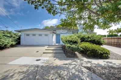6511 Foyle Way, San Diego, CA 92117 - MLS#: 180050377
