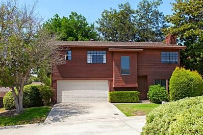 7650 Homewood Pl, La Mesa, CA 91942 - MLS#: 180050398