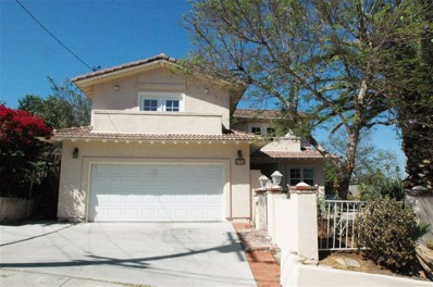 8724 Potrero St, Spring Valley, CA 91977 - MLS#: 180050426