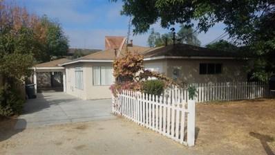 1215 S Maple, Escondido, CA 92025 - MLS#: 180050431