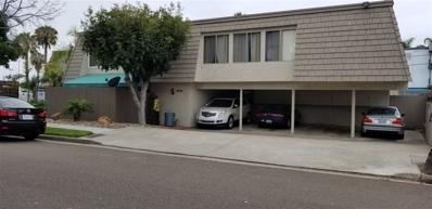 4404 Bond St UNIT N, San Diego, CA 92109 - #: 180050498