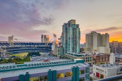 877 Island Ave UNIT 909, San Diego, CA 92101 - MLS#: 180050505