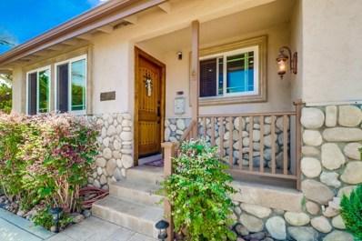 7426 Blix St, San Diego, CA 92111 - MLS#: 180050544