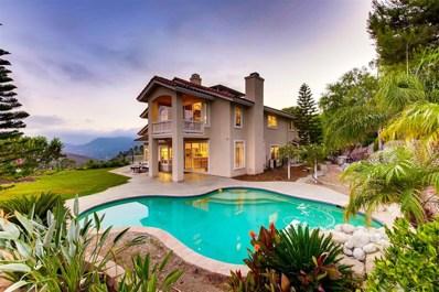 2056 Ridgecrest Place, Escondido, CA 92029 - MLS#: 180050601