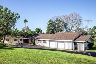 6425 Las Colinas, Rancho Santa Fe, CA 92067 - MLS#: 180050608