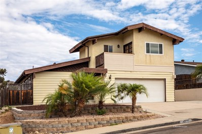 8518 Kreiner Way, Santee, CA 92071 - MLS#: 180050629