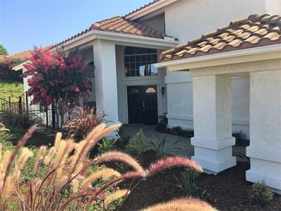 1012 Carryll Park Ct, Fallbrook, CA 92028 - MLS#: 180050693