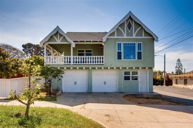711 Michigan Ave., Oceanside, CA 92054 - MLS#: 180050719