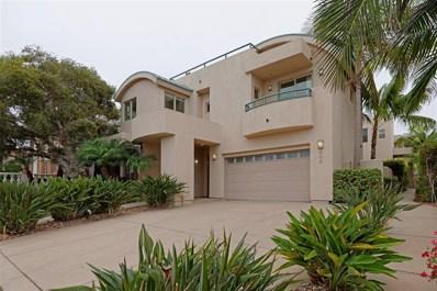 605 Westbourne Street, La Jolla, CA 92037 - MLS#: 180050722