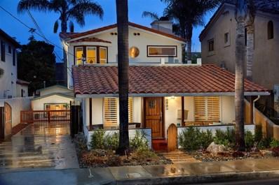 418 Sylvia St, Encinitas, CA 92024 - MLS#: 180050727
