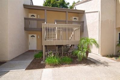 8509 Villa La Jolla Drive UNIT H, La Jolla, CA 92037 - MLS#: 180050730