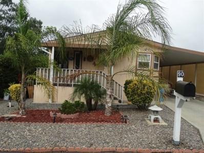 1301 S Hale Avenue UNIT 90, Escondido, CA 92029 - MLS#: 180050748