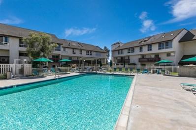 6171 Rancho Mission Rd UNIT 103, San Diego, CA 92108 - MLS#: 180050856