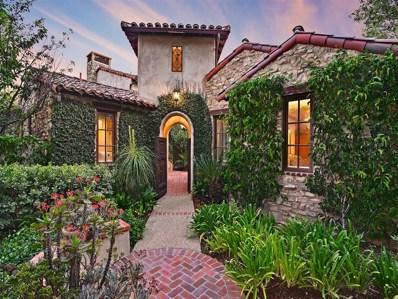 7031 Calle Portone, Rancho Santa Fe, CA 92091 - MLS#: 180050858