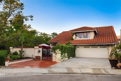 4210 Cordobes Cv, San Diego, CA 92130 - MLS#: 180050880