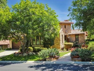 18532 Corte Fresco, Rancho Santa Fe, CA 92091 - MLS#: 180050888