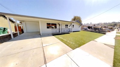 537 Hotz St, Spring Valley, CA 91977 - MLS#: 180050925