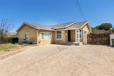 6015 Odessa Ave, La Mesa, CA 91942 - #: 180050930