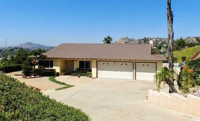 357 Quailrun, El Cajon, CA 92019 - MLS#: 180050949