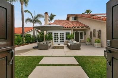 1114 Via Mil Cumbres, Solana Beach, CA 92075 - MLS#: 180050957