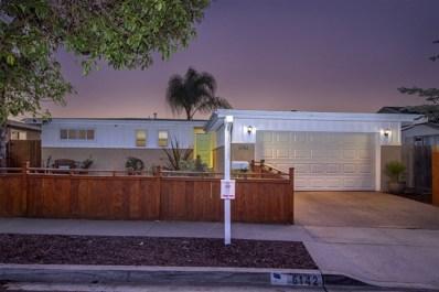 6142 Mohler St, San Diego, CA 92120 - #: 180051002