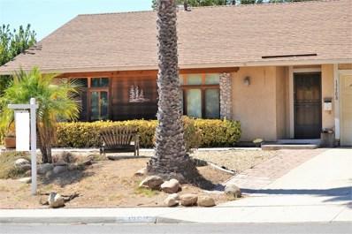 13508 Starridge St, Poway, CA 92064 - MLS#: 180051010