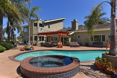 335 Loma Larga, Solana Beach, CA 92075 - MLS#: 180051056