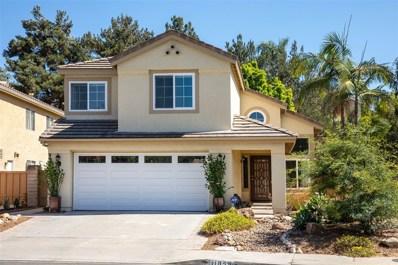 11959 Alpine Ter, San Diego, CA 92128 - MLS#: 180051092
