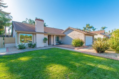 916 Carriage Dr, San Marcos, CA 92069 - MLS#: 180051103
