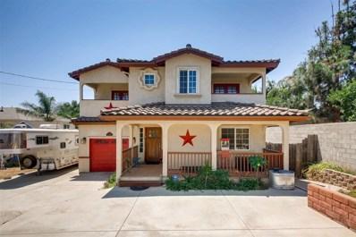 214 Scenic Dr., El Cajon, CA 92021 - MLS#: 180051115