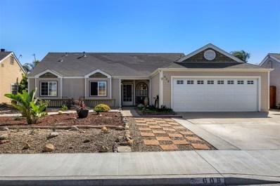 608 Myrtlewood Ct, Oceanside, CA 92058 - MLS#: 180051133