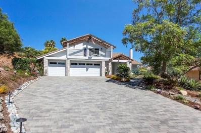 13355 Tining Drive, Poway, CA 92064 - MLS#: 180051142