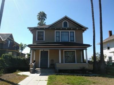 2465 G, San Diego, CA 92102 - MLS#: 180051150