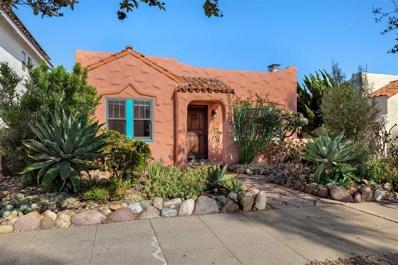 3127 McKinley St, San Diego, CA 92104 - #: 180051182