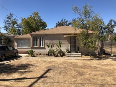 1211 S Orange St, Escondido, CA 92025 - MLS#: 180051200