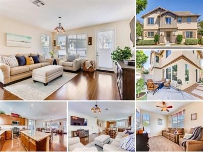 1586 Chert Drive, San Marcos, CA 92078 - MLS#: 180051214