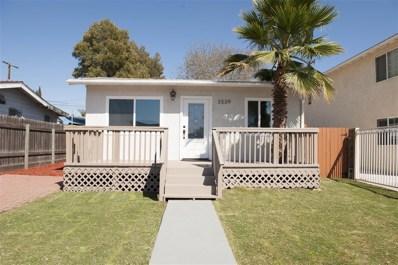 3539 Fairmount Ave, San Diego, CA 92105 - MLS#: 180051230
