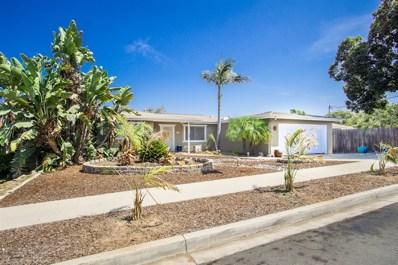 6910 Eberhart St, San Diego, CA 92115 - MLS#: 180051239