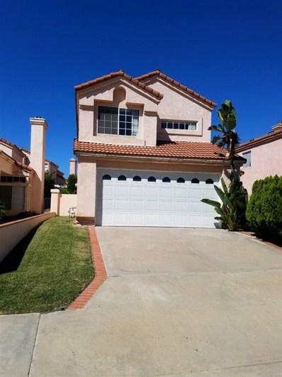 826 Ridgewater Dr, Chula Vista, CA 91913 - MLS#: 180051254