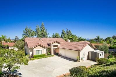 2225 Willowbrook St, Escondido, CA 92029 - MLS#: 180051270