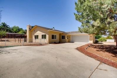 25511 Pappas Rd, Ramona, CA 92065 - MLS#: 180051286