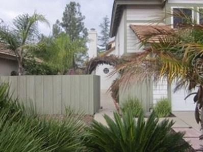 1050 Lochwood Pl, Escondido, CA 92026 - MLS#: 180051310